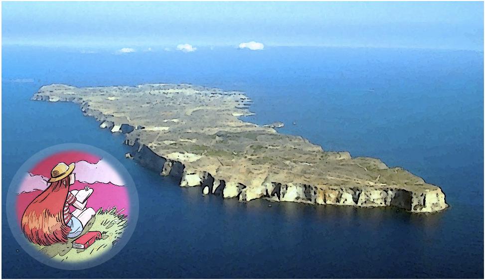 Viaggio sull'isola sospesa Le disuguaglianze viste da una ragazzina di Lampedusa