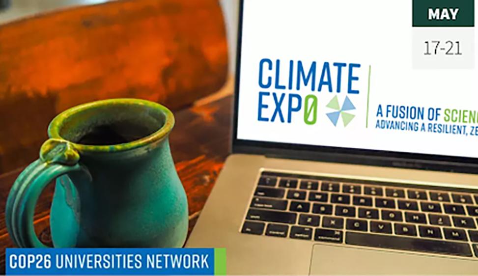 La ricerca universitaria in aiuto alle politiche di transizione: una settimana di Climate Exp0