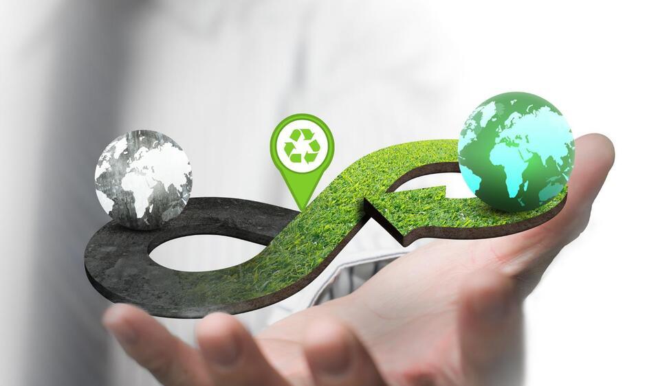 Bene l'economia circolare in Emilia Romagna (1) Siamo nella Top10 europea dell'ecoinnovazione