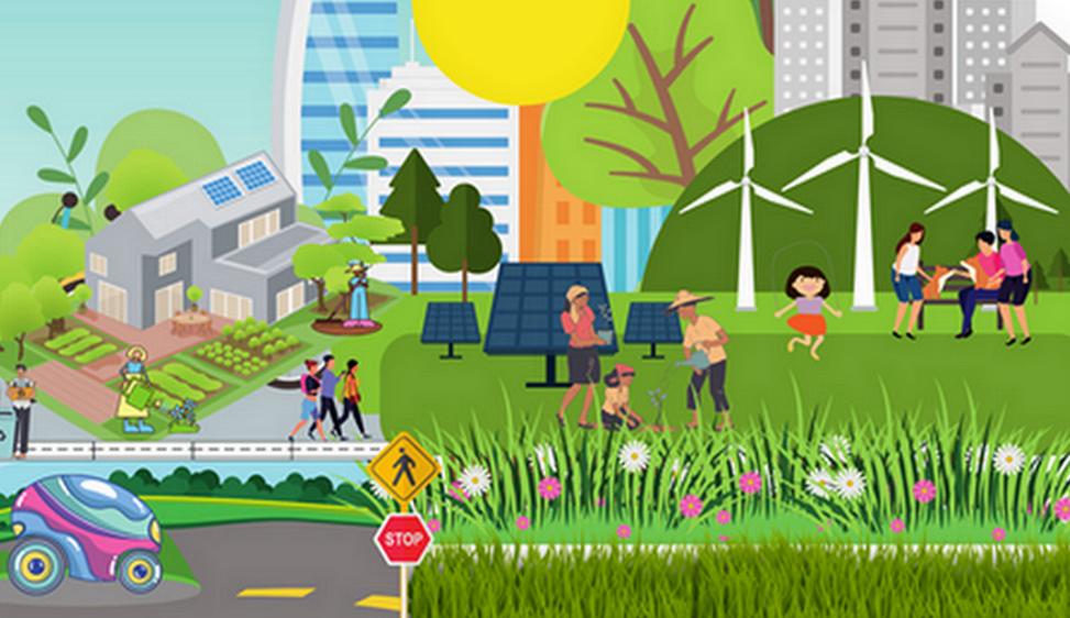 Un'utopia pragmatica per la città del futuro
