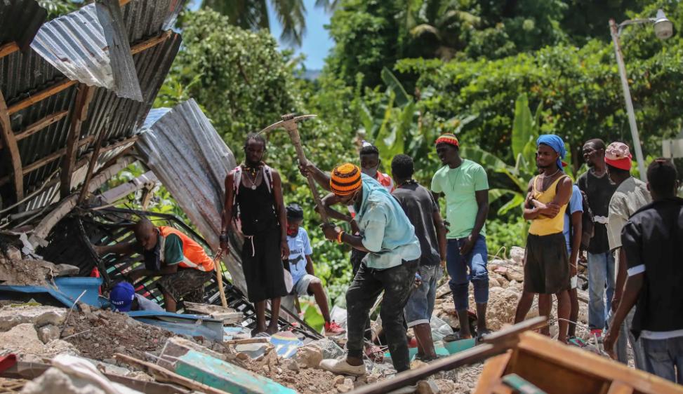 Haiti: crisi ambientale e umanitaria in uno dei Paesi più poveri del mondo Ma più delle catastrofi naturali la colpa è delle diseguaglianze sociali e dell'instabilità e violenza politica